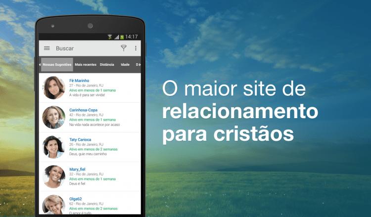 Dona do Tinder lança aplicativo evangélico