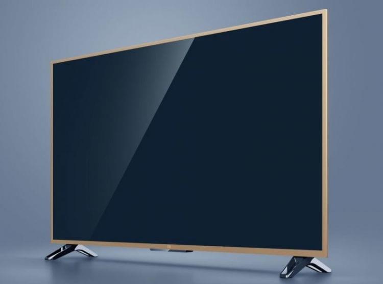Modelo, também lançado pela Xiaomi, possui 43 polegadas. A TV não é de tela curva.