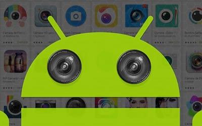 5 Apps de c�mera para Android