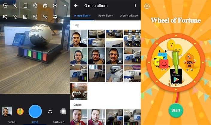 5 Apps de câmera para Android
