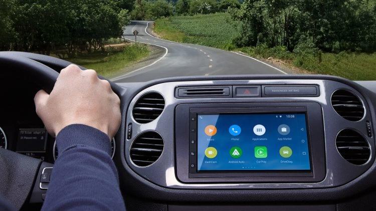 Android Auto estreia no Brasil em abril