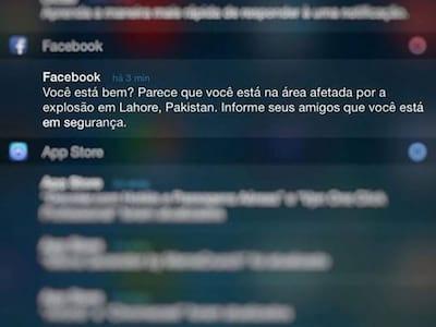 Facebook pede desculpas ap�s erro de localiza��o em ataque no Paquist�o