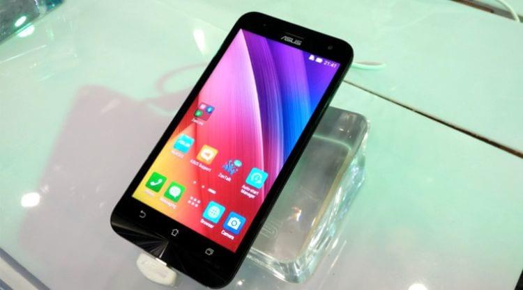 ASUS anuncia o lançamento de vários smartphones para o Brasil