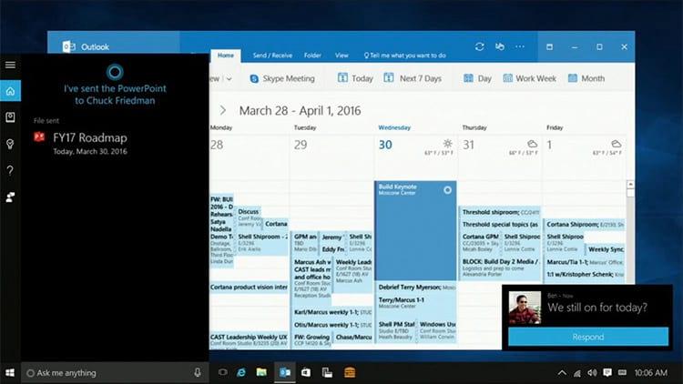Confira as novidades apresentadas pela Microsoft