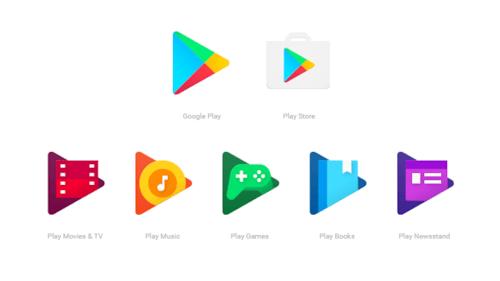 Play Store recebe ícone padronizado no Android