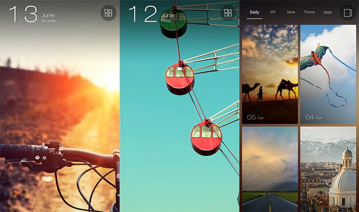 6 Apps de Wallpapers para Android