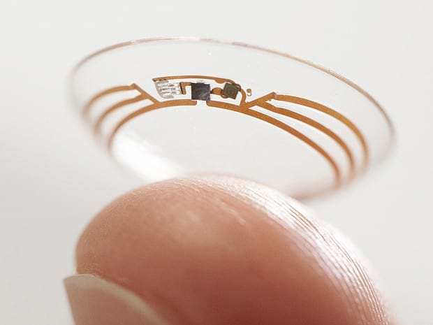 Samsung solicitou registro de patente de suas lentes inteligente há dois anos, porém, somente agora foi aprovado.
