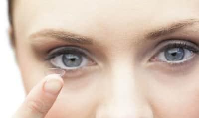 Samsung registra lente de contato equipada com c�mera