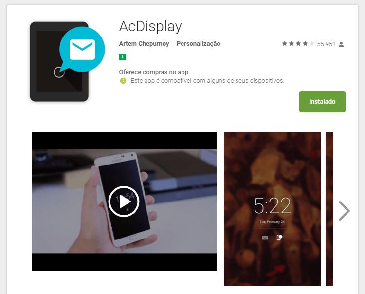 """Como ter um display """"Always On"""" em seu smartphone (ou quase isso)?"""