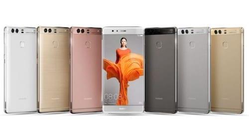 Conheça o Huawei P9 e P9 Plus com câmera dupla