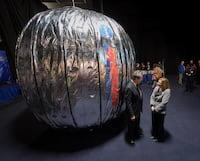 NASA irá testar ambiente inflável que poderá ser usado em Marte