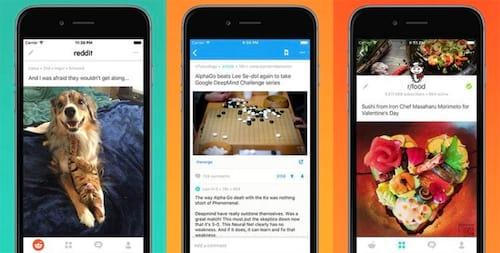 Reddit lança aplicativo para Android e iOS