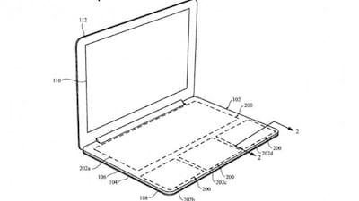 Patente da Apple indica que novos MacBooks podem vir sem teclas