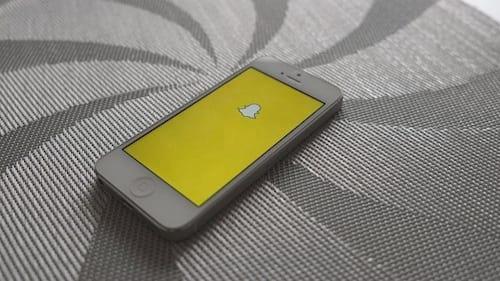 Snapchat inclui animação de emojis durante os vídeos
