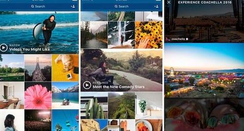 Atualização do Instagram terá como destaque os vídeos