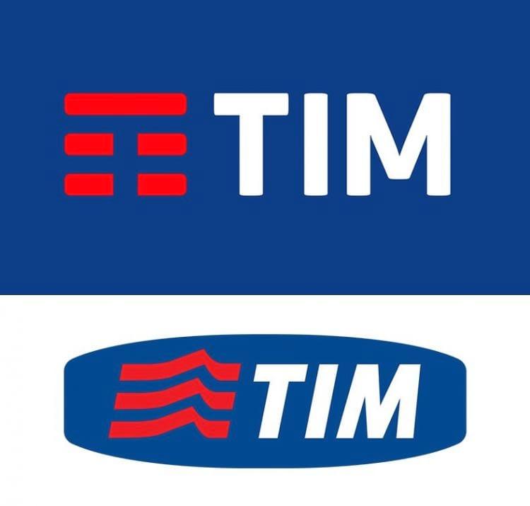 Logo da TIM está de cara nova.