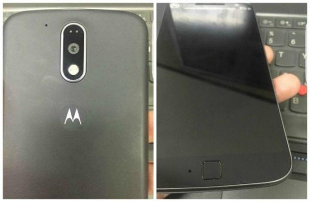 Vazam fotos dos supostos Moto G4 e G4 Plus