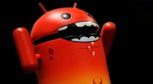 Em 2015, cerca de 0,5% dos aparelhos Android foram infectados
