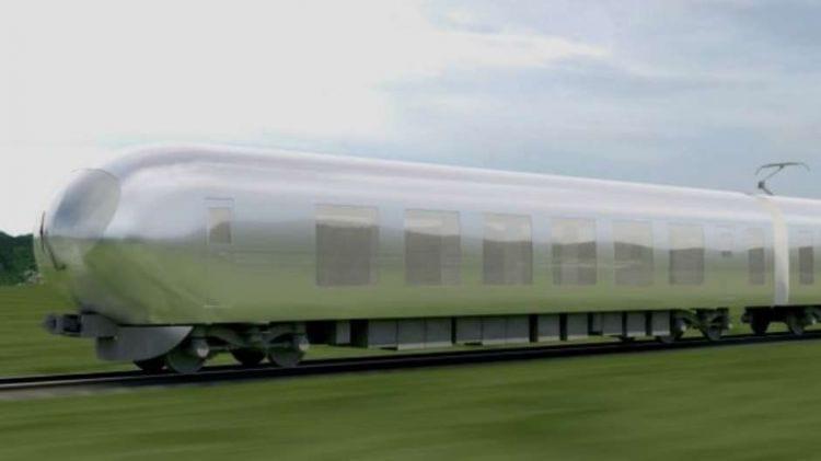 Japão deverá disponibilizar primeiro trem invisível em 2018