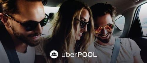 Uber anuncia opção de dividir a conta da viagem em SP