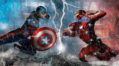 5 motivos para você assistir Capitão América: Guerra Civil