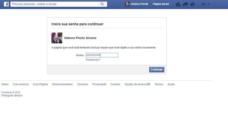 Facebook: saiba como desativar sua conta temporariamente