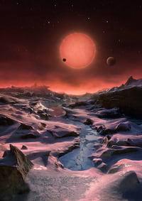 Cientistas encontram 3 planetas semelhantes à Terra