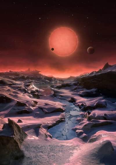 Cientistas encontram 3 planetas semelhantes � Terra