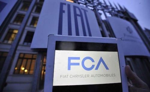 Google e Fiat anunciam a produção conjunta de carros autônomos