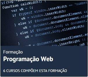 Formações - Uma novidade do Oficina da Net Premium