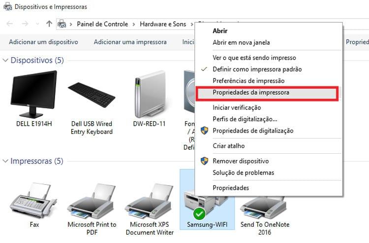 Impressora off-line, o que fazer?
