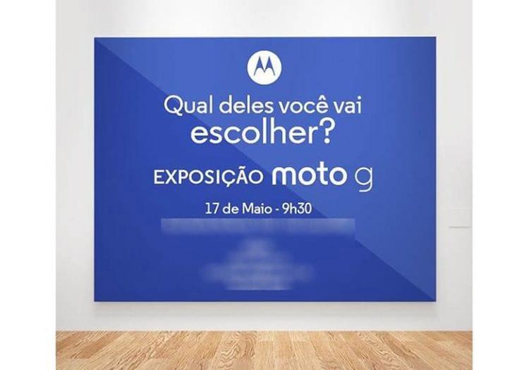 Motorola revela data de lançamento do Moto G4