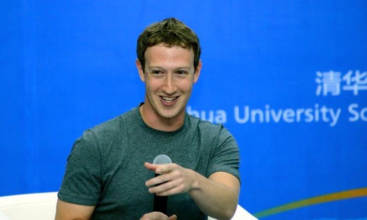 Acesso à rede social de Mark Zuckerberg na China não é permitido pelo governo.