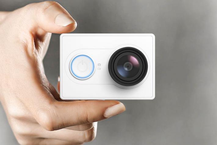 Xiaomi lança câmera com suporte 4K