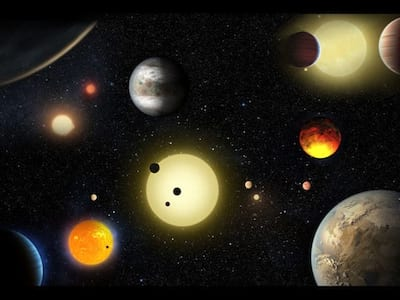 Nasa anuncia a descoberta de 1.284 novos planetas