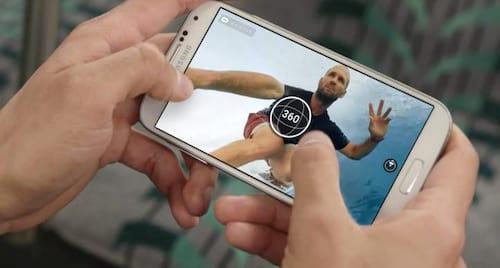 Facebook recebe suporte para fotos em 360 graus
