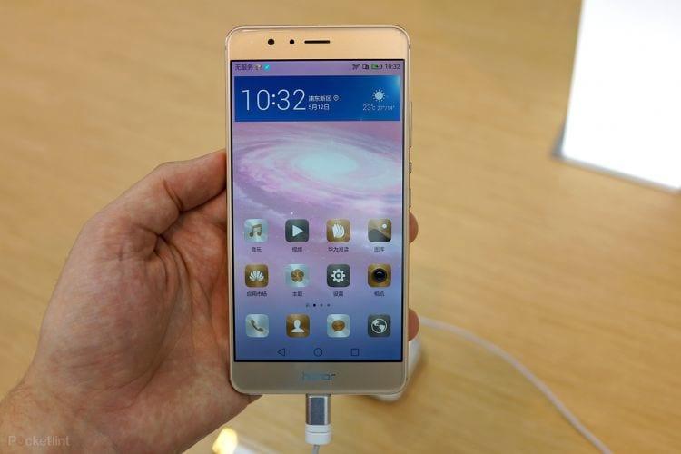 Conheça o Honor V8 da Huawei