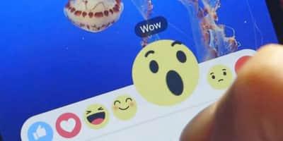 Rostos dos usu�rios podem se transformar em emojis no Facebook