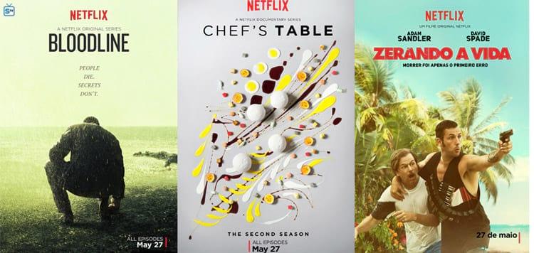 Novidades e lançamentos Netflix da semana (23/05 - 29/05)