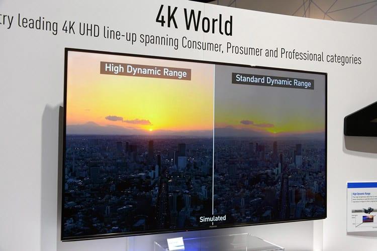 O que é HDR para TVs?