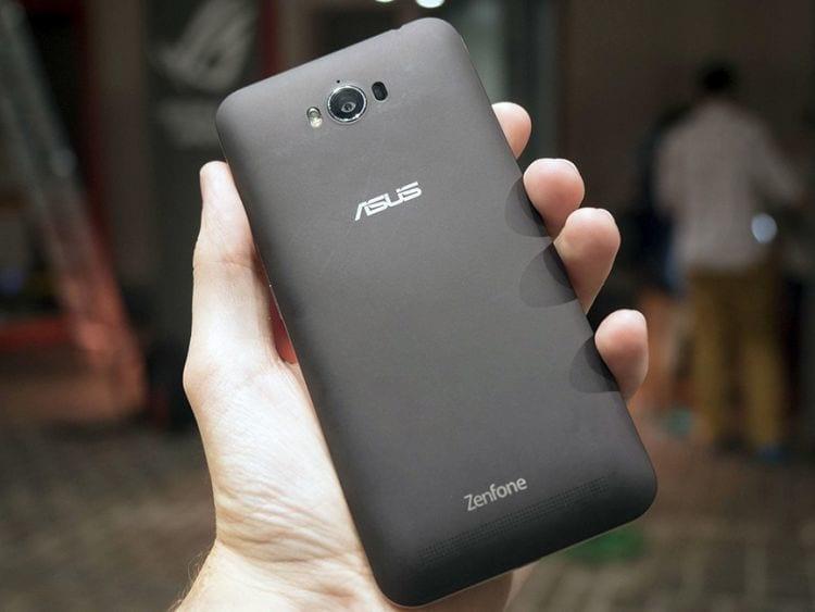 Zenfone Max é lançado na Europa com bateria de 5000mAh