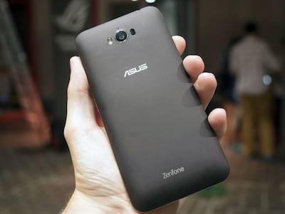 Zenfone Max � lan�ado na Europa com bateria de 5000mAh