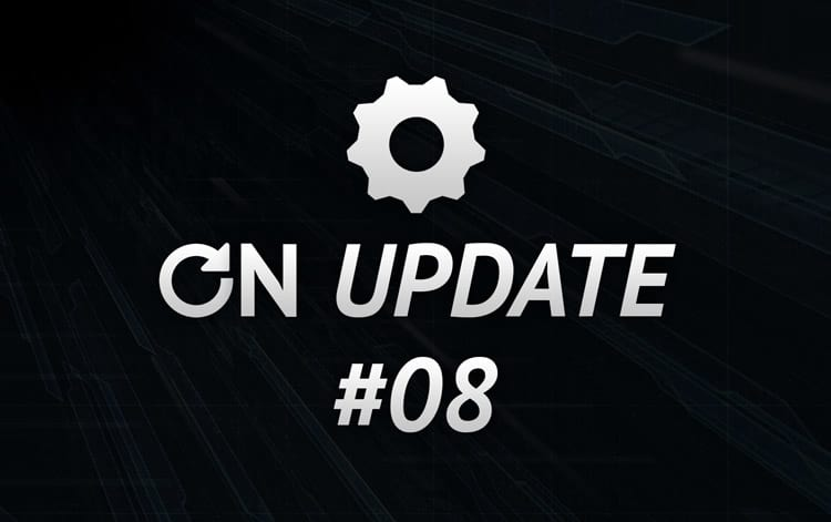 ON Update #08