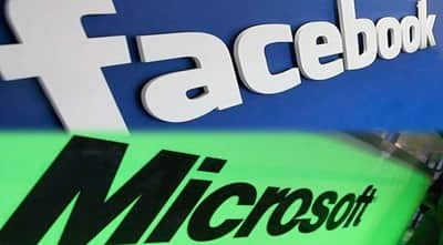 Facebook e Microsoft ir�o construir cabo transatl�ntico de internet