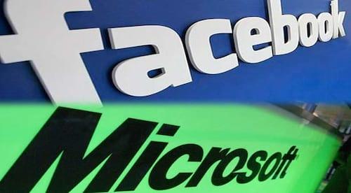 Facebook e Microsoft irão construir cabo transatlântico de internet