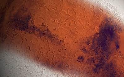 Marte est� saindo de uma era glacial, aponta estudo