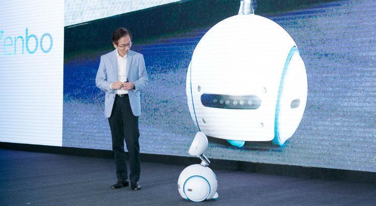 Conheça o robô Zenbo, da ASUS