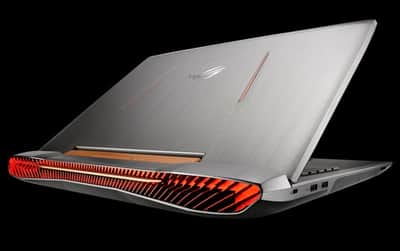 ASUS anuncia notebooks gaming ROG G701 e G752