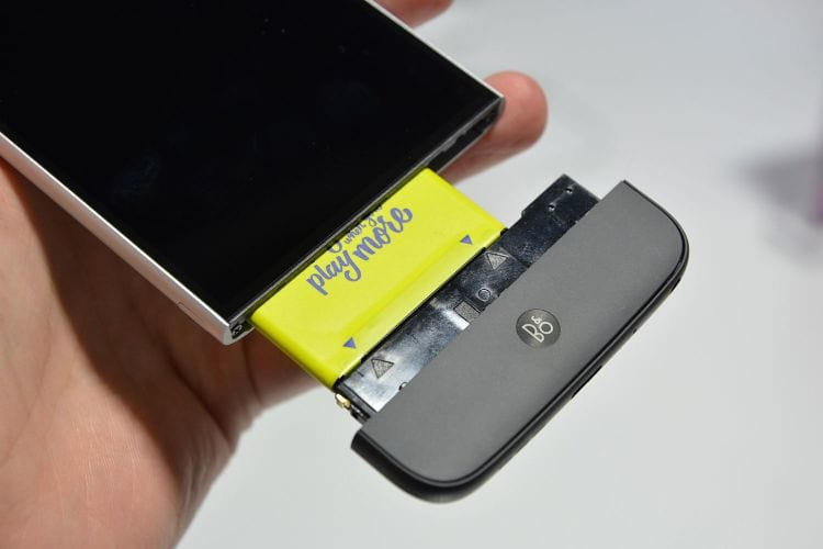 Chega ao Brasil o LG G5 SE