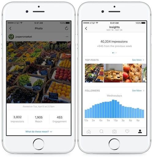 Instagram anuncia perfis para negócios